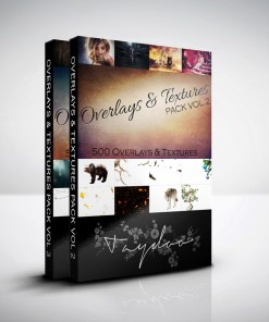 Produktbox Taydoo,s Overlay & Texture Pack Vol. 2 + Vol. 3 - BUNDLE