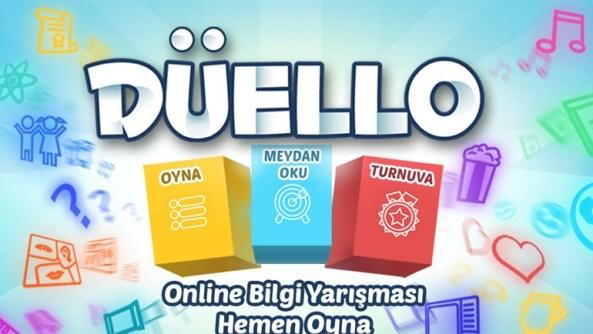 Düello -Online Bilgi Yarışması