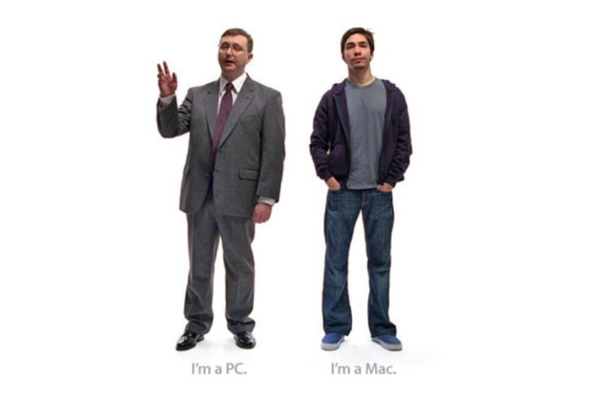 I am a PC Reklamları Geri Geldi