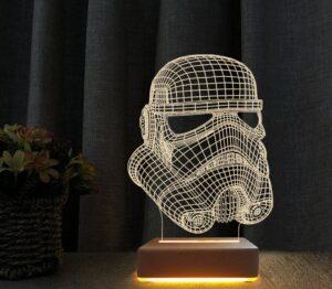 Star Wars Gece Lambası