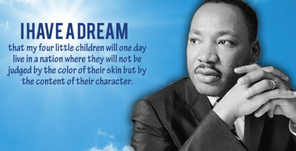 martin luther king i have a dream # 50