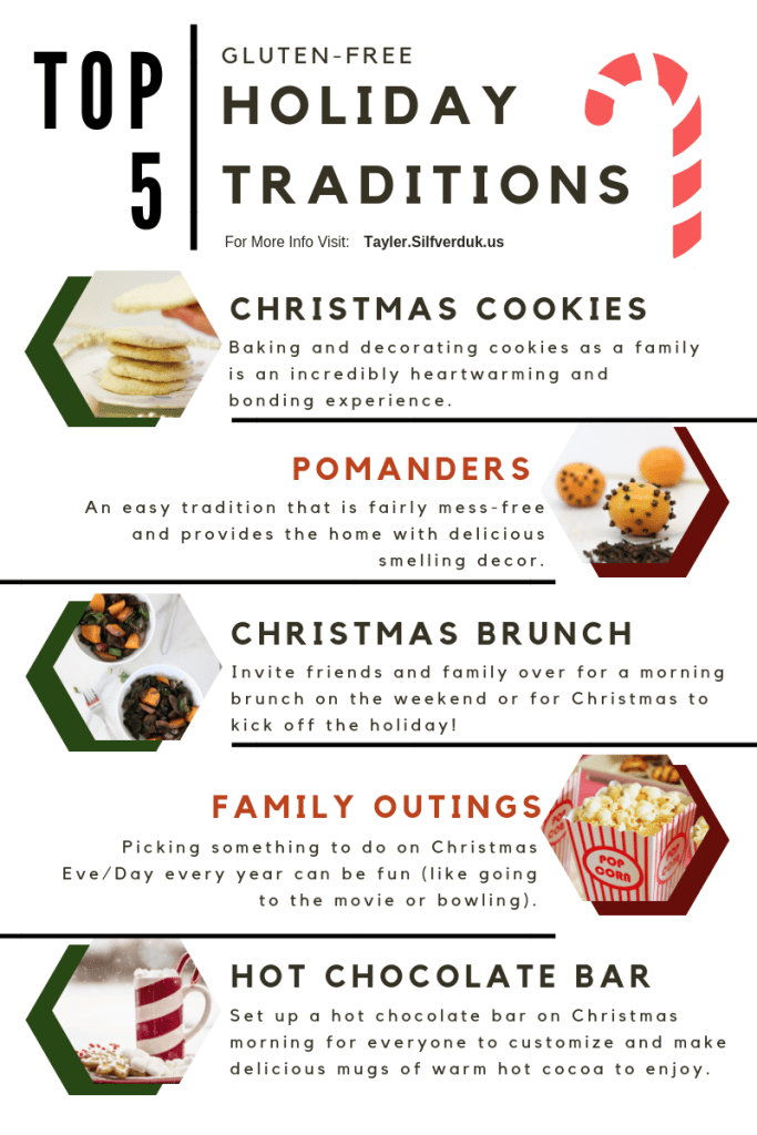 5 Gluten-Free Holiday Traditions - Tayler Silfverduk DTR - #scandanaviantraditions #holidaytraditions #jul #godjul #holidaytraditions #healthyholidays #healthytraditions #holidaytraditions #christmastraditions #sugarcookies #pomanders #glutenfreeholidays #celiacfriendlyholidays #allergyfriendlyholidays #DIYholidays #dietetics #celiacdietitian #holidayinspo #holidayinspiration #chirstmas2018