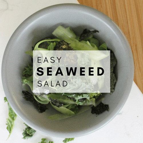 Easy Seaweed Salad Recipe