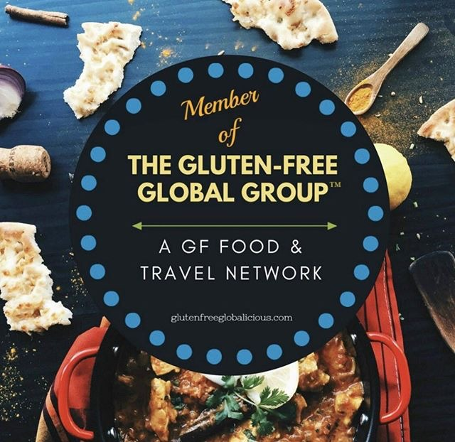 I'm a Member of The Gluten-Free Global Group