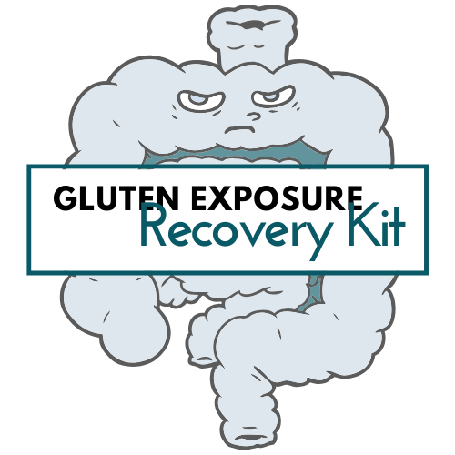 Gluten Exposure Recovery Kit