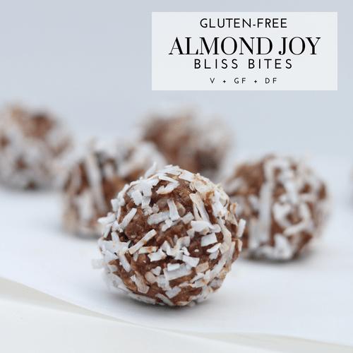 Almond Joy Bliss Bites