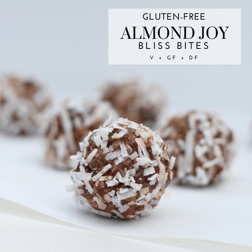 Almond Joy Bliss Bites