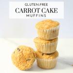 Gluten-Free Carrot Cake Muffins - Tayler Silfverduk - #glutenfree #glutenfri #glutenfreemuffin #carrotcake #glutenfreecarrotcake ##glutenfreerecipe #cinnamonraisin #celiacfriendly #celiacrecipe #glutenfreecarrotcake #rd2be #recipe #easyrecipe #glutenfreefood #carrot #carrots #carrotrecipe