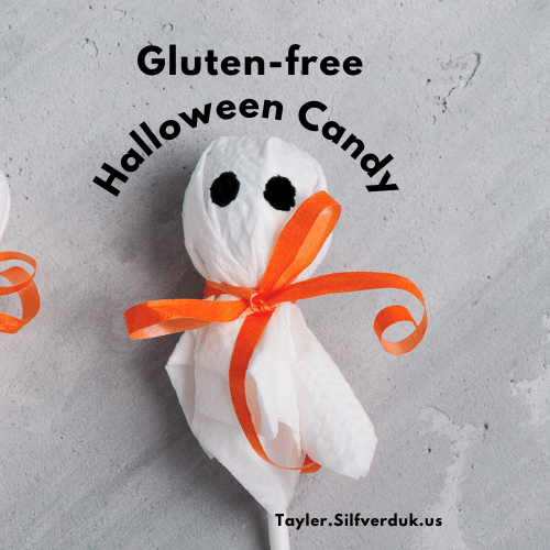 Gluten-Free Halloween Candy Guide - Tayler Silfverduk - celiac dietitian - What Halloween candy is gluten-free?