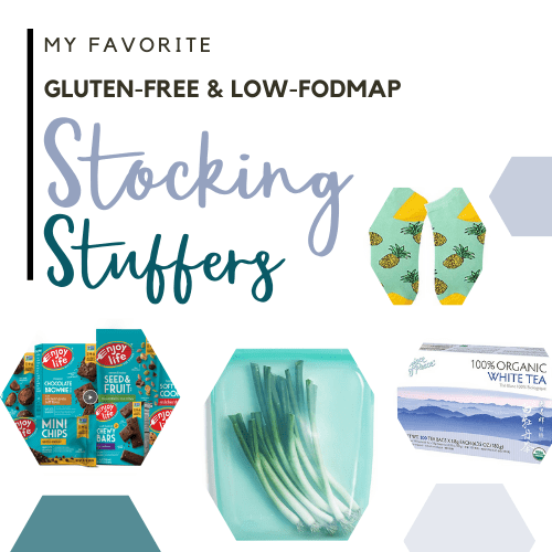 Gluten-free Low-Fodmap Stocking Stuffers