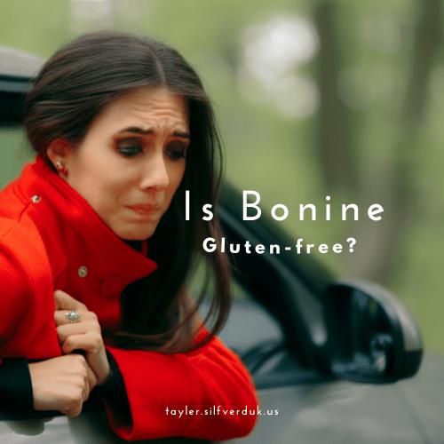 Bonine Gluten-Free?