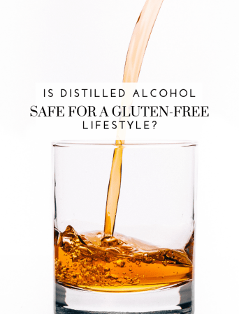 Is distilled alcohol safe for a gluten-free lifestyle - Tayler Silfverduk DTR - can I drink whiskey on a gluten-free diet? Is distilled alcohol safe for people with celiac? Are distilled alcohols really gluten-free? #glutenfreealcohol #grainfreealcohol #celiacsafealcohol #celiacsafe #alcoholguide #celiacguidetoalcohol #glutenfreedrinks #glutenfreeliquor