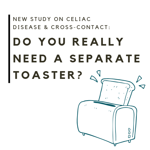 New Study on Celiac Disease and Cross-Contact