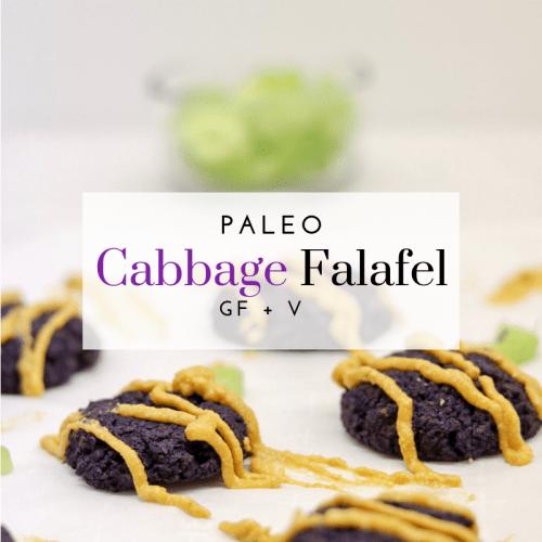 Paleo Falafel Recipe