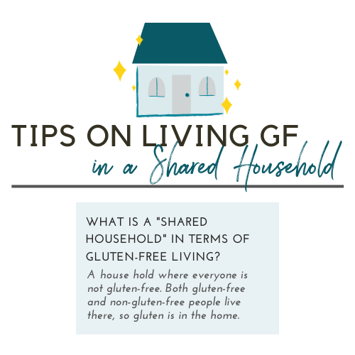 Tips on Living Gluten-Free in a Shared Household