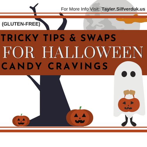 Tricky Tips and Swaps for Halloween Candy Cravings