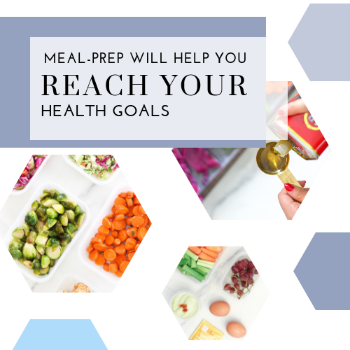 Achieve your Health Goals with Meal-Prep – Prepping for Success