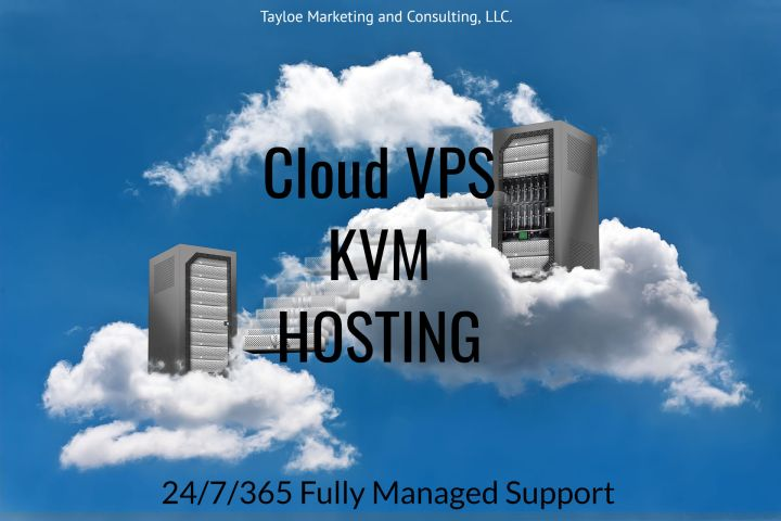 KVM Cloud VPS Hosting