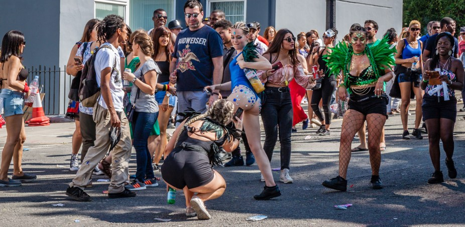 Notting Hill Carnival photos