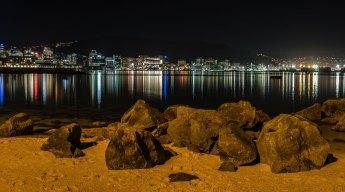 Wellington night photography