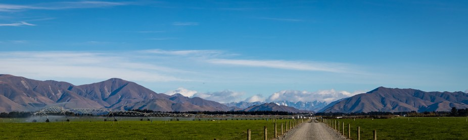 Canterbury high country, New Zealand