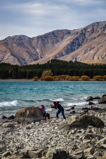 Canterbury high country New Zealand