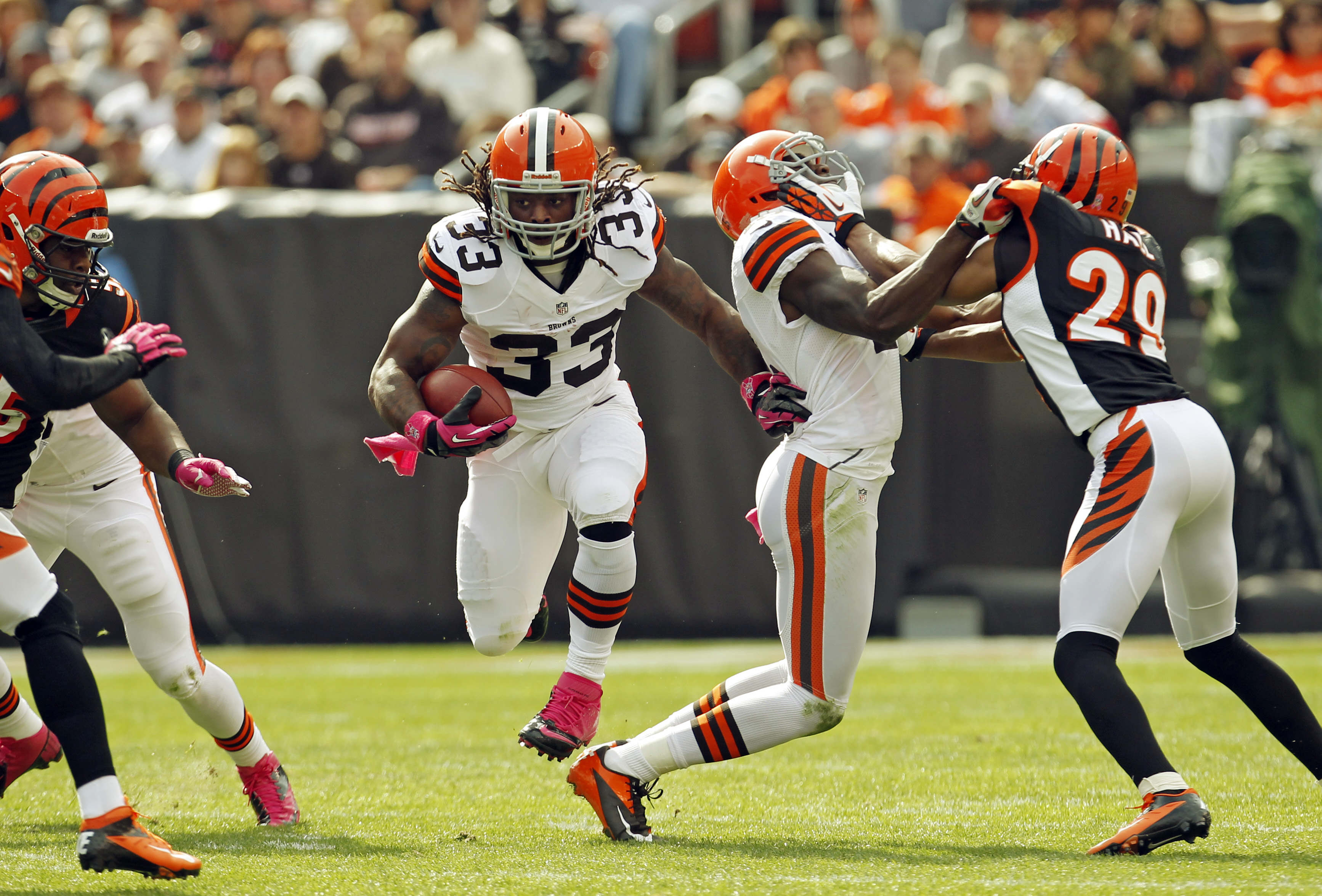 Cleveland Browns Taylor Blitz Times