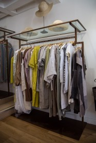 Bespoke Clothing Rail