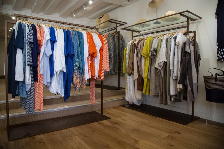 Bespoke Clothing Rails