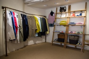 Bespoke Clothing Rails