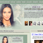 Taylor Cole Online Officially Launched!