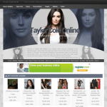 New Layouts at Taylor Cole Online & Gallery!