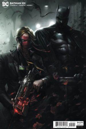 Batman Vol 3 #101 Cover B Variant Francesco Mattina