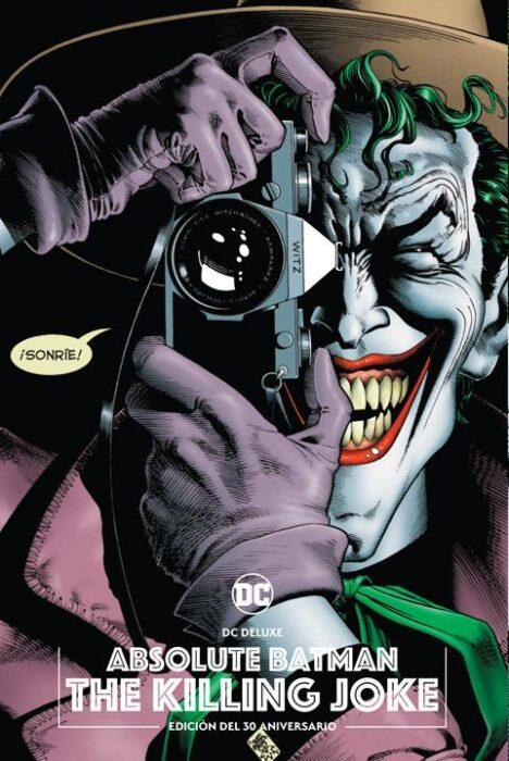 DC Deluxe - Absolute Batman: The Killing Joke La edición de 30 Aniversario
