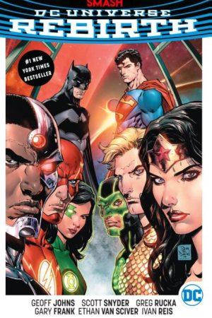 DC COMICS DELUXE - DC REBIRTH