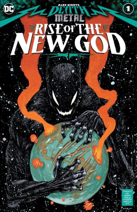 DC DEATH METAL - RISE OF THE NEW GOD