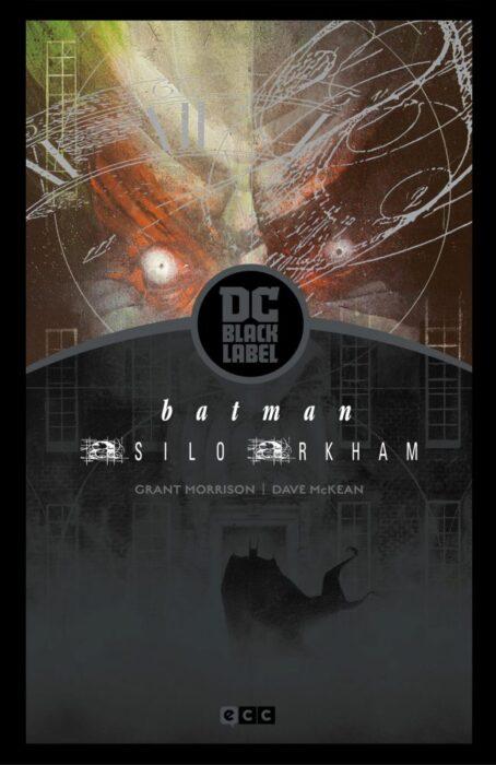 BATMAN: ASILO ARKHAM - EDICION BLACK LABEL