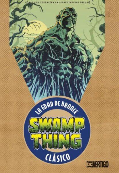 Swamp Thing Vol. 1: La Edad de Bronce