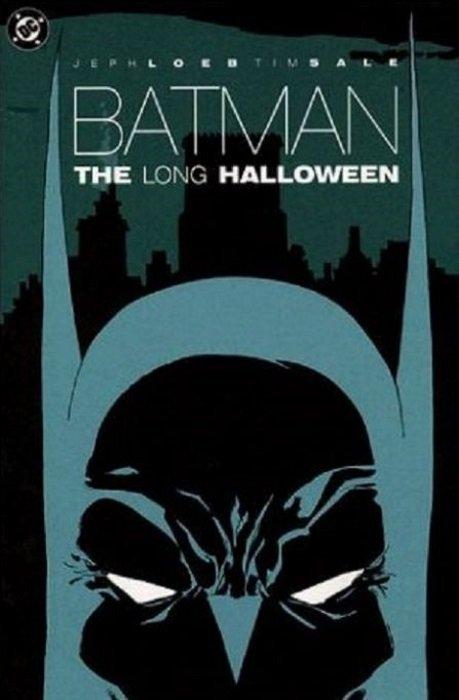 Dc Deluxe Batman The Long Halloween
