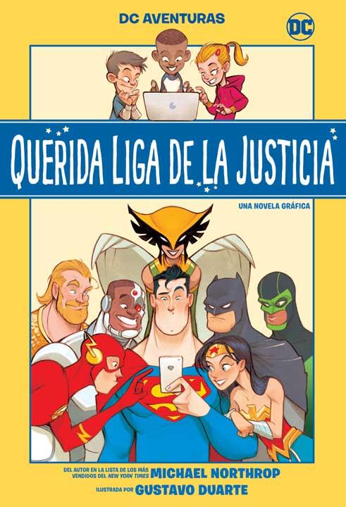 DC Aventuras – Querida Liga de la Justicia