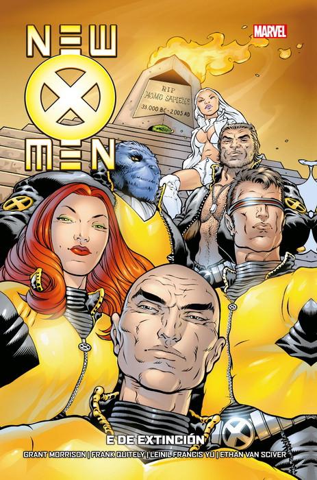 New X-Men 1 y 2
