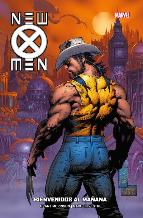 New X-Men 7 de 7 Bienvenidos al mañana
