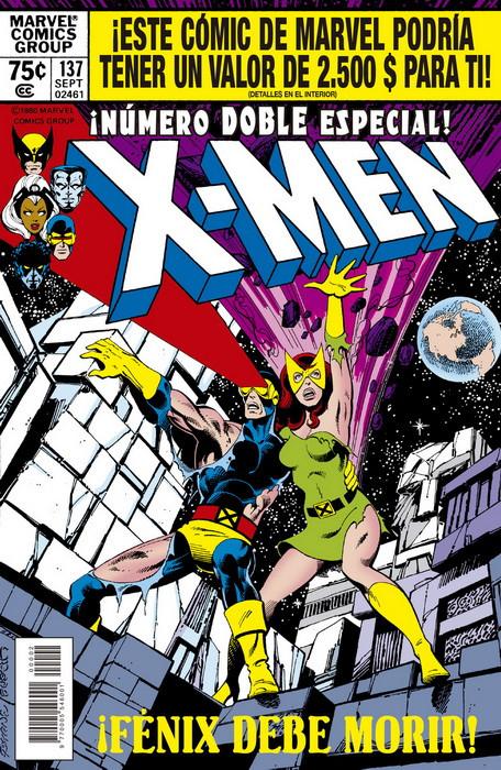 Marvel Facsímil. The X-Men 137