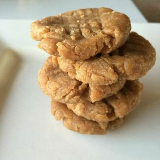 PB Protein No-Bake Cookies