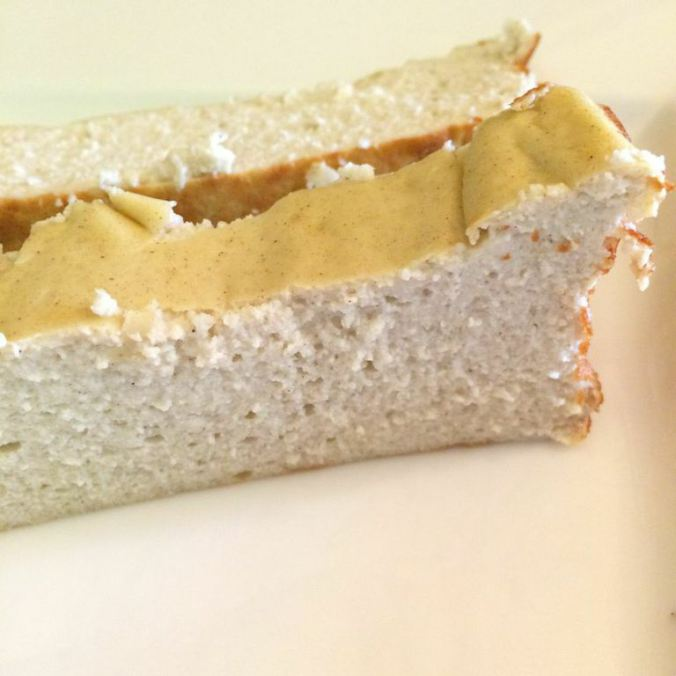 protein low-calorie bread
