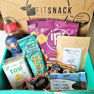 December FitSnack Box