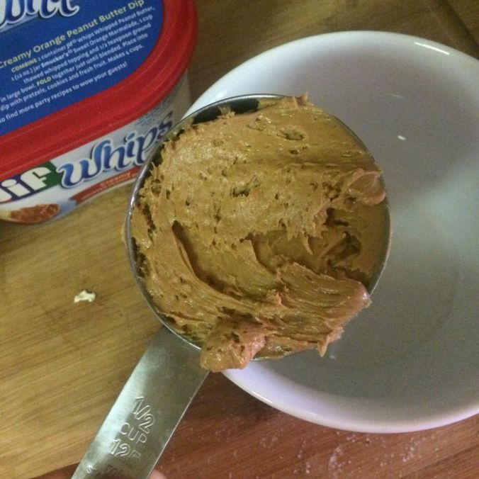 PB Protein No-Bake Cookies!