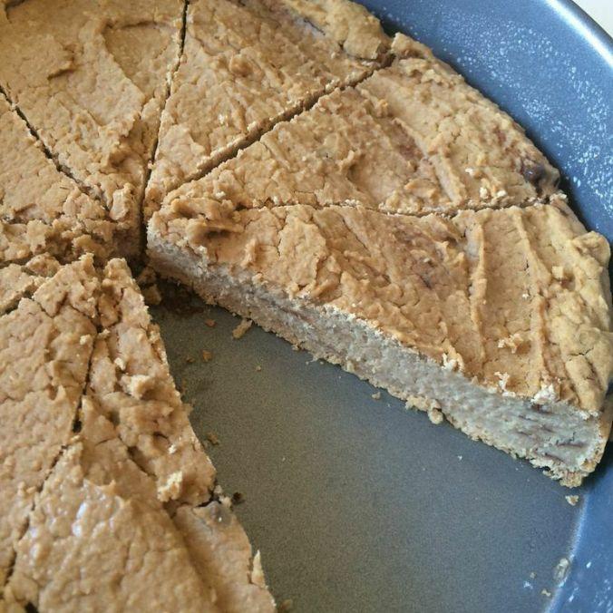 Blondie Pie Recipe