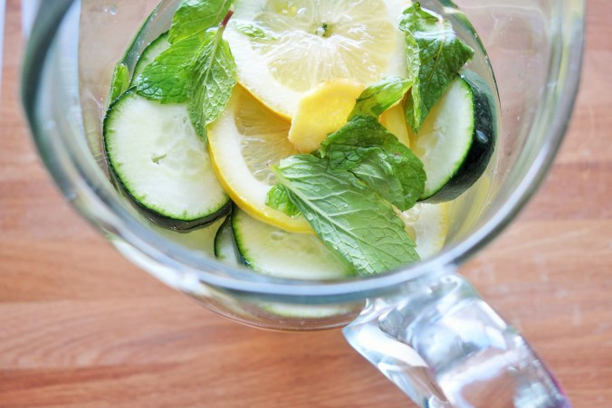 Anti-Bloat & Digestion Aid Water