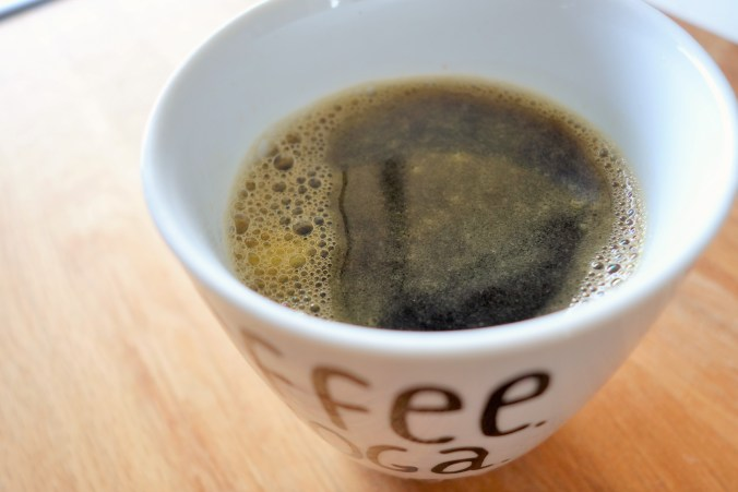 Fat-Burning Fat Coffee